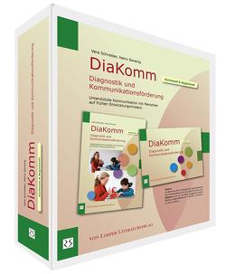 DiaKomm Diagnostik und Kommunikationsförderung von Schreiber,  Vera, Sevenig,  Heinz
