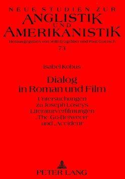 Dialog in Roman und Film von Kobus,  Isabel