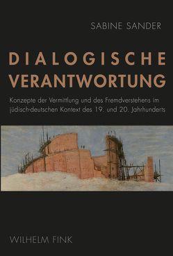 Dialogische Verantwortung von Sander,  Sabine
