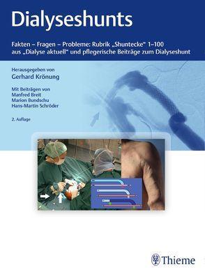 Dialyseshunts von Krönung,  Gerhard