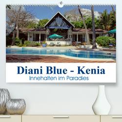 Diani Blue – Kenia. Innehalten im Paradies (Premium, hochwertiger DIN A2 Wandkalender 2020, Kunstdruck in Hochglanz) von Michel / CH,  Susan