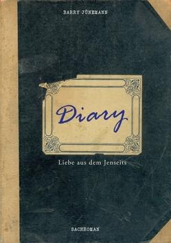 Diary von Jünemann,  Barry