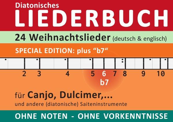 Die Schönsten Weihnachtslieder Englisch.Diatonic Songbooks 24 Weihnachtslieder Deutsch Englisch Sonder