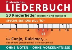 Diatonic Songbooks / 50 Kinderlieder aus Europa & Amerika – diatonische Melodien ohne Noten von Boegl,  Reynhard