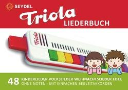 Diatonic Songbooks / Triola Liederbuch – 48 Kinderlieder, Volkslieder, Weihnachtslieder, Folk & Gospel von Boegl,  Reynhard