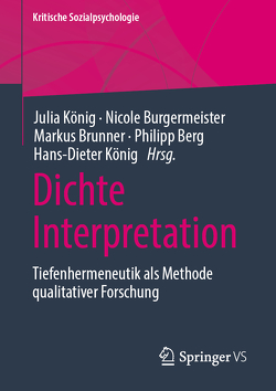 Dichte Interpretation von Berg,  Philipp, Brunner,  Markus, Burgermeister,  Nicole, König,  Hans-Dieter, König,  Julia