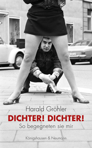 Dichter! Dichter! von Friedrich,  Brigitte, Gröhler,  Harald