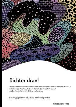 Dichter dran! von van den Speulhof,  Barbara