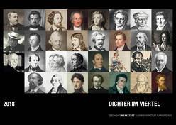 Dichter im Viertel von Bidjanbeg,  Beate, Schiermeier,  Franz, Schmidt-Thomé,  Adelheid