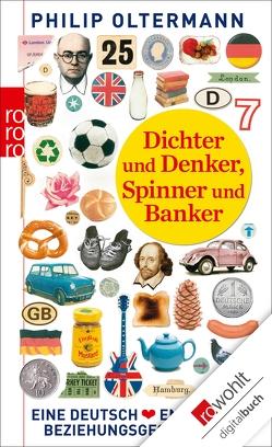 Dichter und Denker, Spinner und Banker von Oltermann,  Philip
