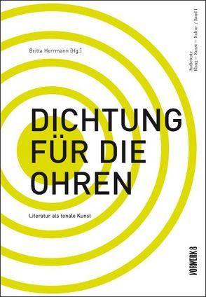 Dichtung für die Ohren von Herrmann,  Britta