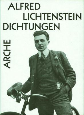 Dichtungen von Kanzog,  Klaus, Lichtenstein,  Alfred, Raabe,  Paul, Vollmer,  Hartmut