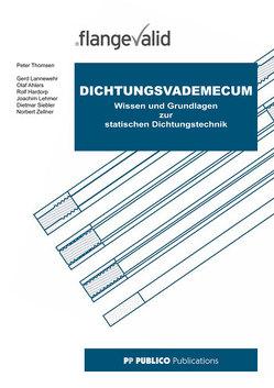 Dichtungsvademecum von Ahlers,  Olaf, Lannewehr,  Gerd, Thomsen,  Peter