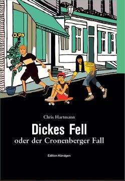 Dickes Fell von Hartmann,  Chris