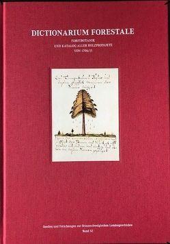 Dictionarium Forstale von Braunschweigischer Geschichtsverein e.V.