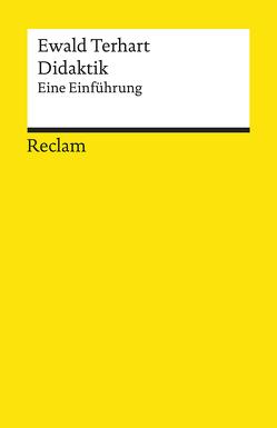Didaktik von Terhart,  Ewald