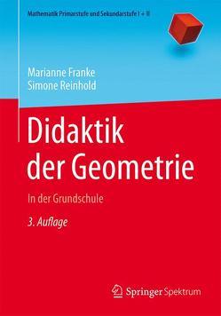Didaktik der Geometrie von Franke,  Marianne, Reinhold,  Simone