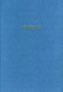 Didyma / Die Fundkeramik vom 8. bis zum 4. Jahrhundert v. Chr. von Riederer,  Josef, Schattner,  Thomas G.