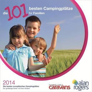 Die 101 besten Campingplätze für Familien