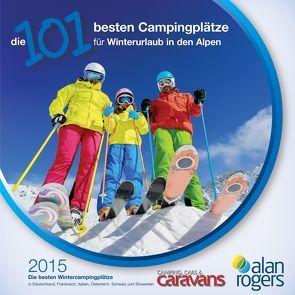 Die 101 besten Campingplätze für Winterurlaub in den Alpen