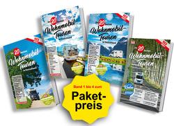 Die 20 besten Wohnmobiltouren in Deutschland – Band 1 bis 4