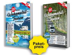 Die 20 besten Wohnmobiltouren in Deutschland Band 3 und 4