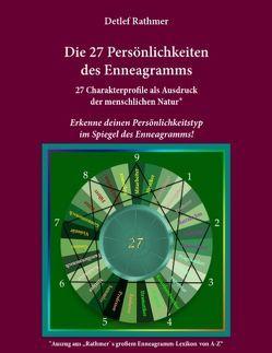 Die 27 Persönlichkeiten des Enneagramms von Rathmer,  Detlef