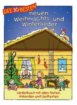 Die 30 besten neuen Weihnachts- und Winterlieder von Bosworth Edition
