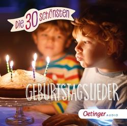 Die 30 schönsten Geburtstagslieder von Poppe,  Kay, Pusch,  Bastian