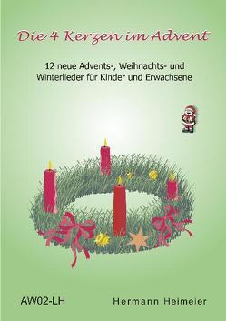 Die 4 Kerzen im Advent von Heimeier,  Hermann