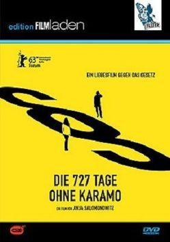 Die 727 Tage ohne Karamo von Salomonowitz,  Anja