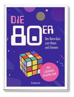 Die 80er – Das Retro-Quiz zum Raten & Erinnern