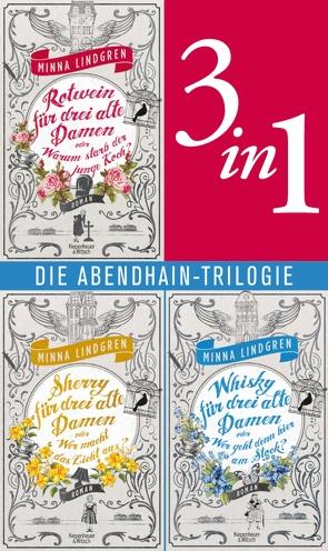 Die Abendhain-Trilogie (3in1-Bundle) von Lindgren,  Minna, Wagner,  Jan Costin, Wagner,  Niina