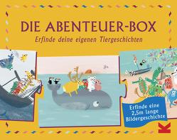 Die Abenteuer-Box von Boldt,  Claudia