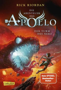 Die Abenteuer des Apollo 5: Der Turm des Nero von Haefs,  Gabriele, Riordan,  Rick