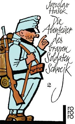 Die Abenteuer des braven Soldaten Schwejk 2 von Hasek,  Jaroslav, Lada,  Josef, Reiner,  Grete