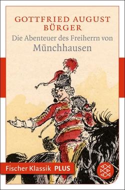 Die Abenteuer des Freiherrn von Münchhausen von Bürger,  Gottfried August