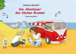 Die Abenteuer des kleinen Brummi von Labhardt,  Janina