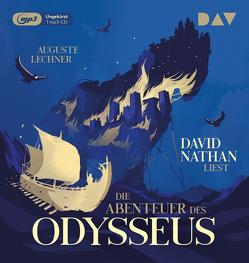 Die Abenteuer des Odysseus von Lechner,  Auguste, Nathan,  David, Prades,  Simon, Stiepani,  Sabine