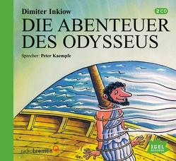 Die Abenteuer des Odysseus von Gebhard,  Wilfried, Inkiow,  Dimiter, Kaempfe,  Peter