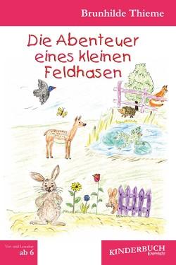 Die Abenteuer eines kleinen Feldhasen von Thieme,  Brunhilde