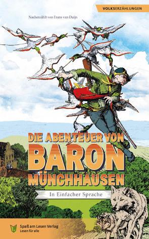 Die Abenteuer von Baron Münchhausen von Stoll,  Bettina, van Duijn,  Frans
