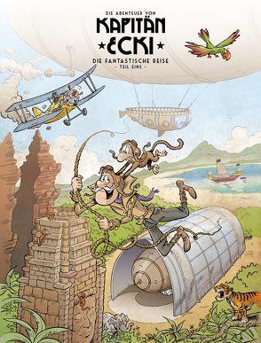 Die Abenteuer von Kapitän Ecki von Damen,  Robbert, Tropical Islands, Van den Broek,  Daniel