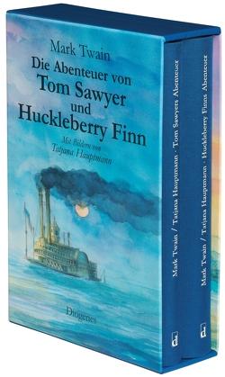 Die Abenteuer von Tom Sawyer und Huckleberry Finn von Hauptmann,  Tatjana, Krüger,  Lore, Twain,  Mark