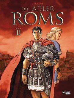 Die Adler Roms HC 2: Die Adler Roms 2 von Marini,  Enrico