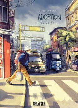 Die Adoption. Band 2 von Monin,  Arno, Zidrou