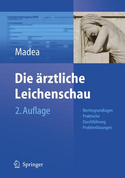 Die ärztliche Leichenschau von Madea,  Burkhard