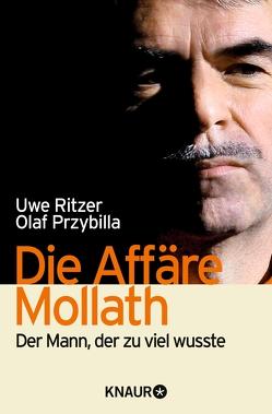Die Affäre Mollath von Przybilla,  Olaf, Ritzer,  Uwe