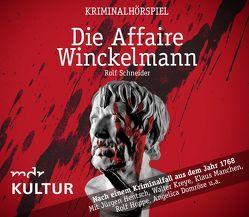Die Affaire Winckelmann von Schneider,  Rolf