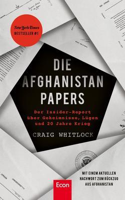 Die Afghanistan Papers von Bergfort,  Ines, Frohmann,  Christiane, Gebauer,  Stephan, Vogel,  Ralf, Whitlock,  Craig